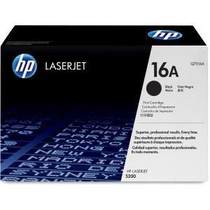 HP 16A BLACK LASERJET TONER CARTRIDGE Q7516A