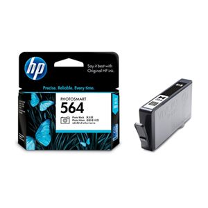 HP 564 PHOTO BLACK INK CARTRIDGE CB317WA