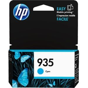 HP 935 CYAN INK CARTRIDGE C2P20AA