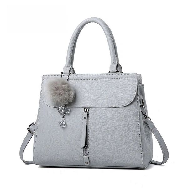 Sweet Style Lint Ball Fashion OL Bags
