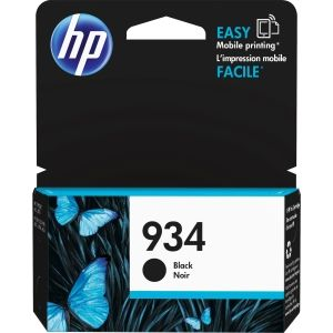 HP 934 BLACK INK CARTRIDGE C2P19AA