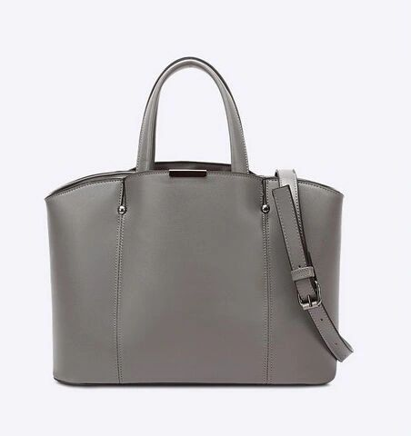 Outlet Office Lady Zipper Shoulder Bags