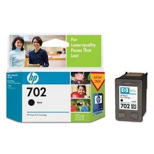 HP 702 BLACK INK CARTRIDGE CC660AA