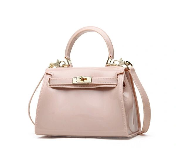 Street Style Hasp Square Shoulder Bags
