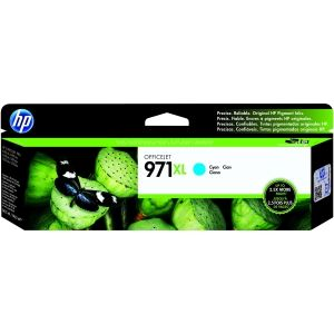 HP 971XL CYAN LARGE INK CARTRIDGE CN626AA