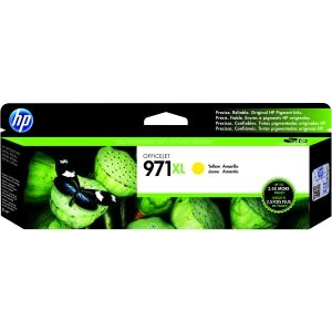 HP 971XL YELLOW LARGE INK CARTRIDGE CN628AA
