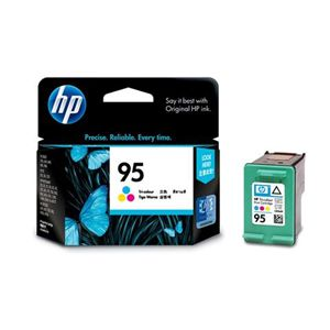HP 95 TRI-COLOR INK CARTRIDGE C8766WA