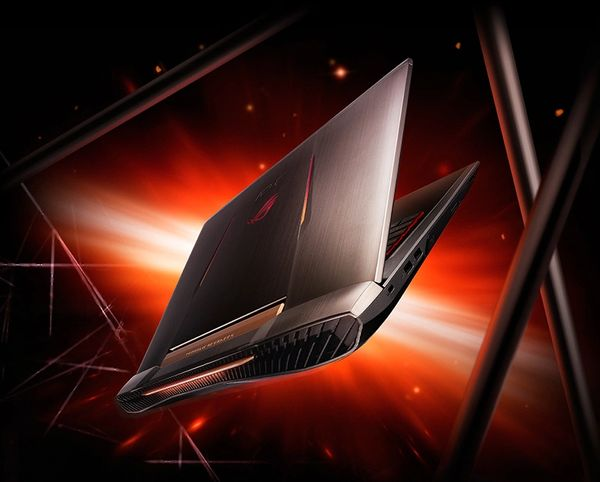 ASUS ROG G752VY-T7041T