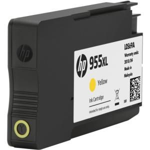 HP 955XL YELLOW ORIGINAL INK CARTRIDGE