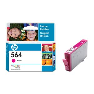 HP 564 MAGENTA INK CARTRIDGE CB319WA