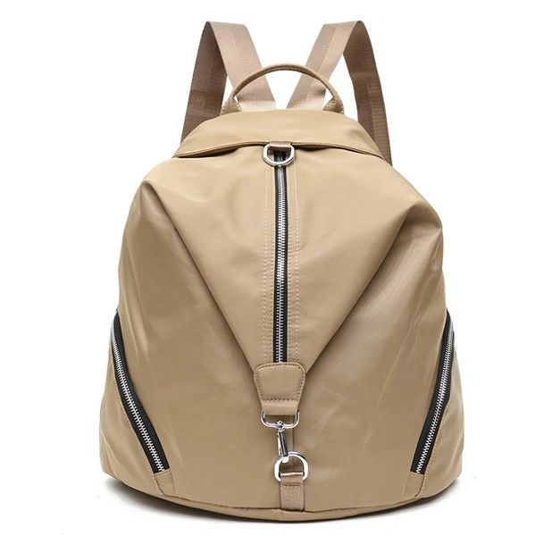 Nylon Waterproof Outdoor Traveling Double Shoulder Backpacks