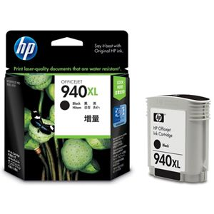 HP 940XL BLACK INK CARTRIDGE C4906AA