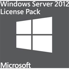 OEM Windows Server CAL 2012 English 1pk DSP OEI 1 Clt User CAL