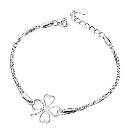 Hot Sale Clover Design Lucky Bracelets