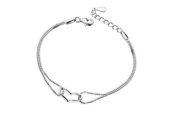 Factory Outlet Heart Fashion Bracelets