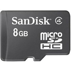 SANDISK MICRO SD CARD 8GB MOBILE