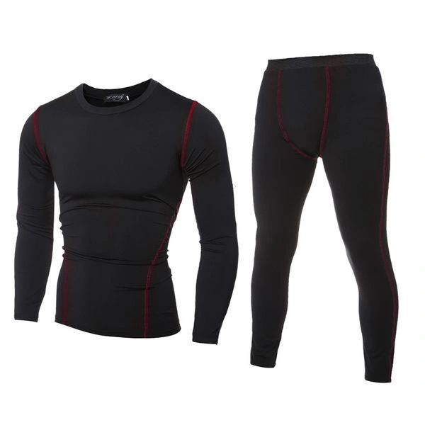 Jogging Style Men Long Sleeve Suits