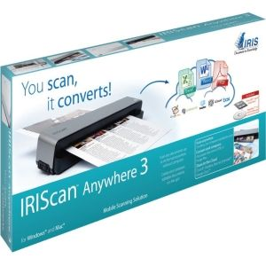 IRISCan Anywhere 3