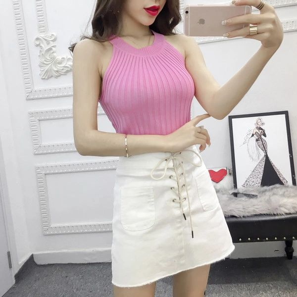 Easy Matching Off The Shoulder Tank