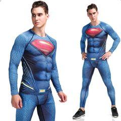 Jogger Style O Neck Prints Men Suits