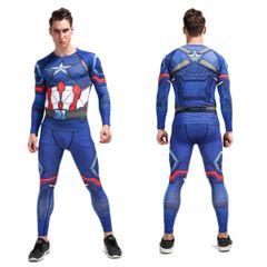 Sports Style Long Sleeve Prints Men Suits