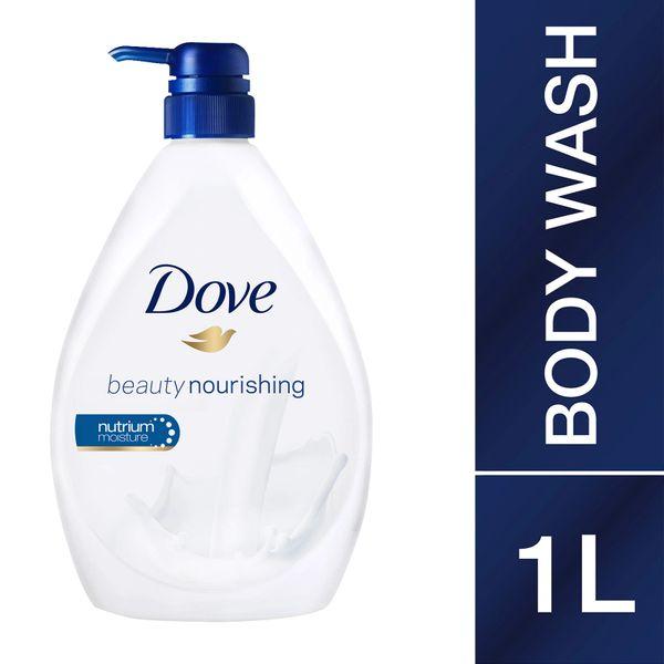 Dove Body Wash Beauty Nourishing 1L