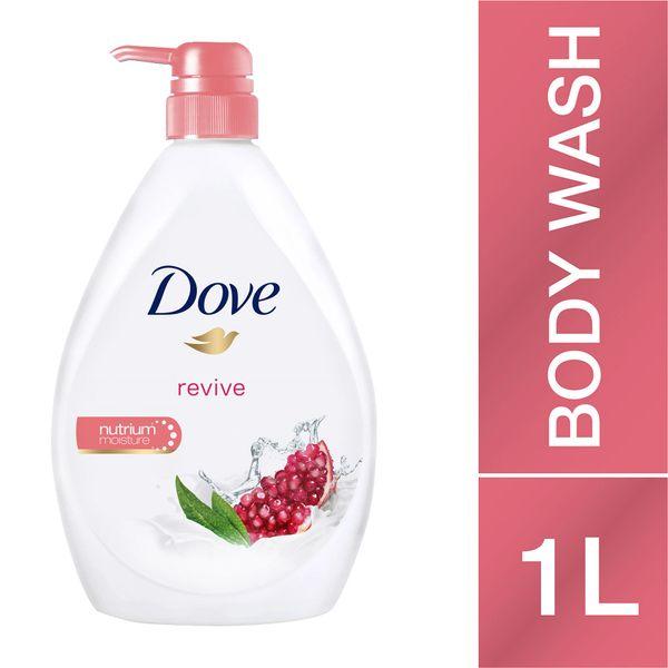 Dove Body Wash Revive 1L