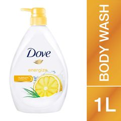 Dove Go Fresh Energize Body Wash 1L