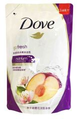 Dove Go Fresh Rebalance Plum & Sakura Scent Refill Pack 650G