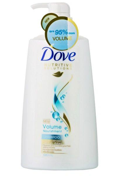 Dove Volume Nourishment Shampoo 680ml