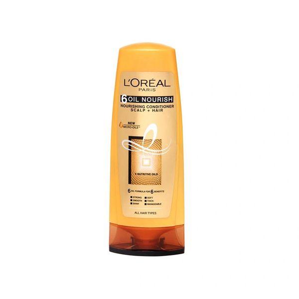 L'Oreal 6 Oil Nourish Conditioner 325ml