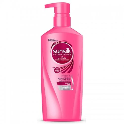 Sunsilk Smooth & Manageable Shampoo 650ml