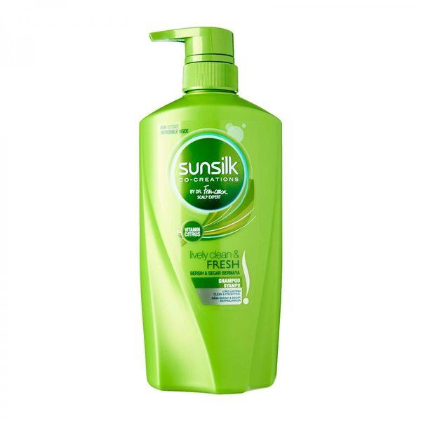Sunsilk Lively Clean & Fresh Conditioner 450ml