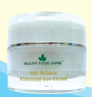 Anti Wrinkle Whitening Eye Cream (10ml)