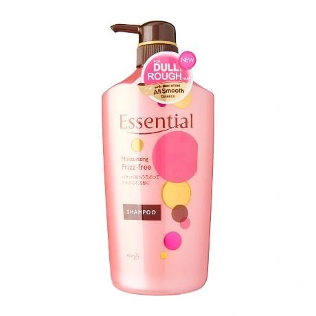 Essential Moisturizing Frizz-Free Shampoo 750ml