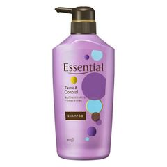 Essential Tame & Control Shampoo 750ml
