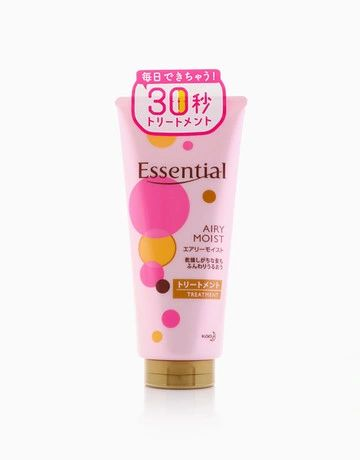 Essential Moisturizing Frizz-Free Treatment 180g