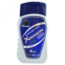 Xragon Men Ice Cool Shampoo 200ml