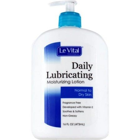 Daily Lubricating Moisturizing Lotion Normal To Dry Skin 473ml