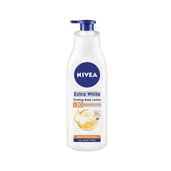 Nivea Extra White Firming Body Lotion 400ml
