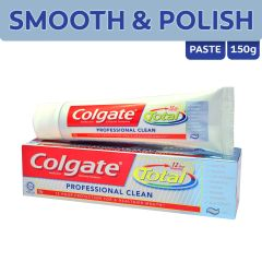 Colgate Total Professional Clean Toothpaste 150 g