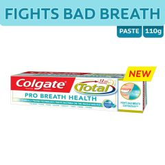 Colgate Total Pro Breath Health Toothpaste