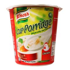 Knorr Chicken Cup Porridge 35g