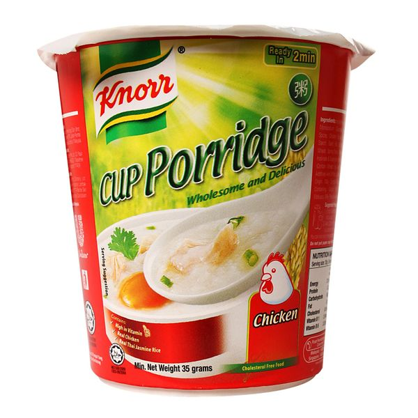 Knorr Chicken Cup Porridge 35g