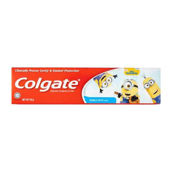 Colgate Toothpaste For Kids Minion 40g