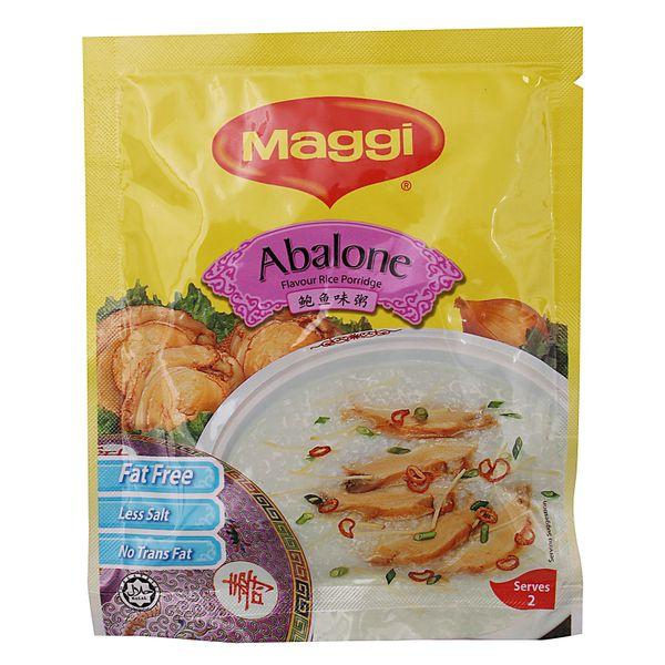 MAGGI Abalone Flavoured Rice Porridge 63G