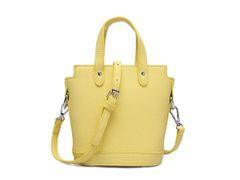 Street Style Lichee Pattern Zipper Tote Handle Bags