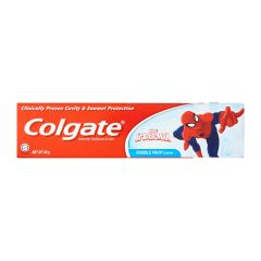 Colgate Toothpaste For Kids Spiderman 40g