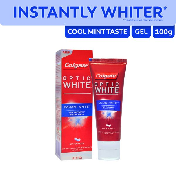 Colgate Optic White Instant White Toothpaste 100g