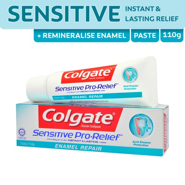 Colgate Sensitive Pro-Relief Enamel Repair Toothpaste 110 g